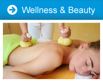 Wellness & Beautyarea